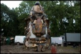 Mutoid Waste Co Mash Up Glastonbury with The Unfairground
