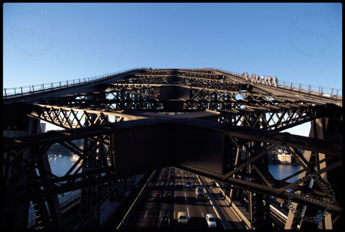 Sydney Harbour Bridge
