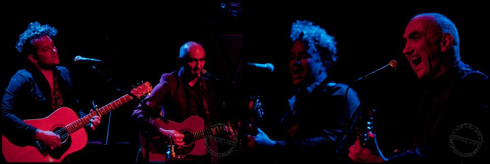 Paul and Dan Kelly at Rockwood