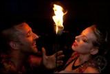 Amanda Palmer Wraps Kickstarter At Gowanus Ballroom Part 3: Flambeaux Fire Steps In