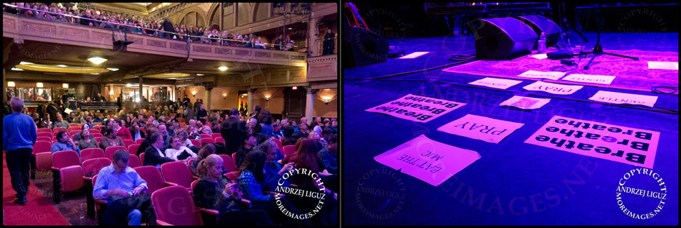 Tarrytown Music Hall © Andrzej Liguz/moreimages.net. Not to be used without permission