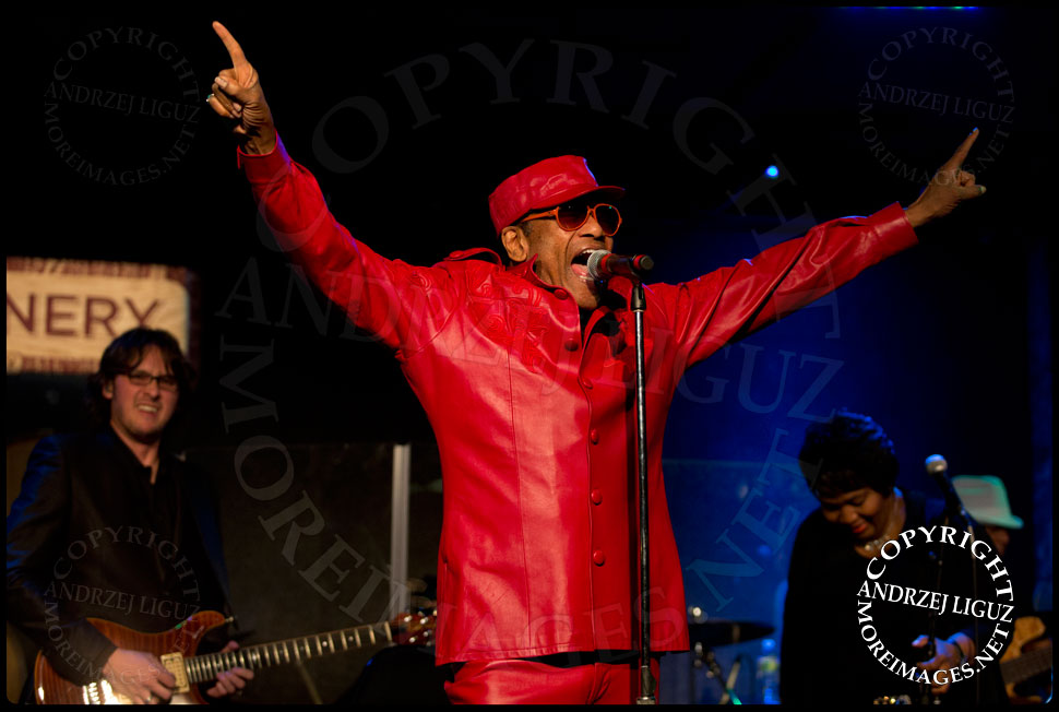 Bobby Womack performing at City Winery in NYC © Andrzej Liguz/moreimages.net. Not to be used without permission