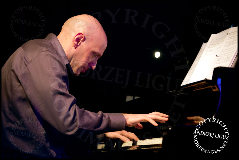 ACO Underground Pianist Jacob Greenberg © Andrzej Liguz/moreimages.net. Not to be used without permission