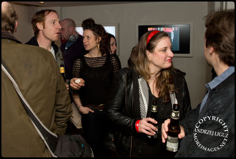 Gralbum launch at Soho Arthouse © Andrzej Liguz/moreimages.net. Not to be used without permission