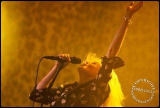 CMJ Day 3: The Kills Blow Up Bowery Ballroom & We Love Them For It