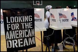 Election 2016: American Dream Vs American Nightmare