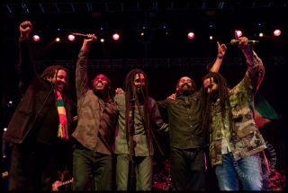 The Marley Brothers Crushed It At Kaya Festival (and the others were pretty good too)