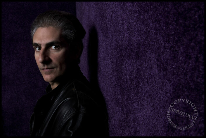 Michael Imperioli - Author & Actor (The Soprano's)