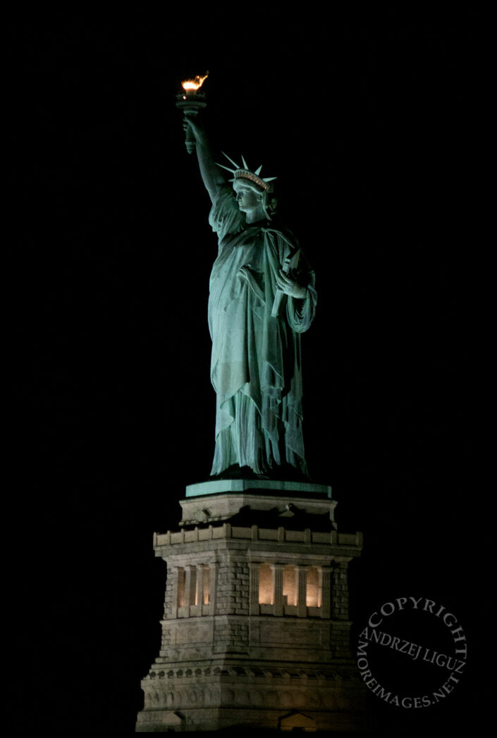 Statue Of Liberty, Ellis Island, NY