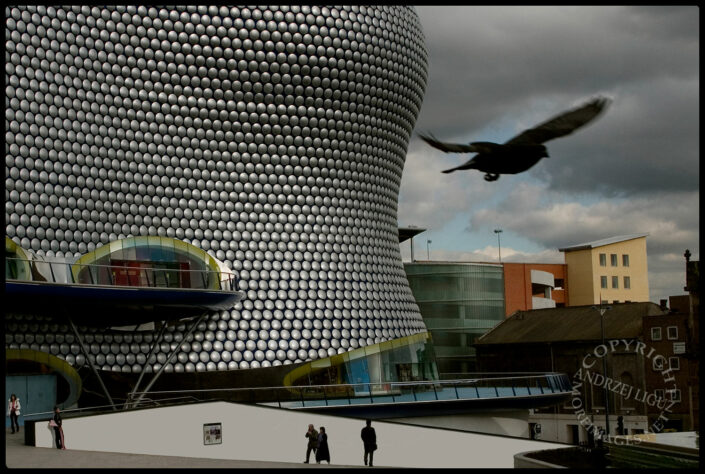 Bull Ring Shopping Centre, Birmingham, UK