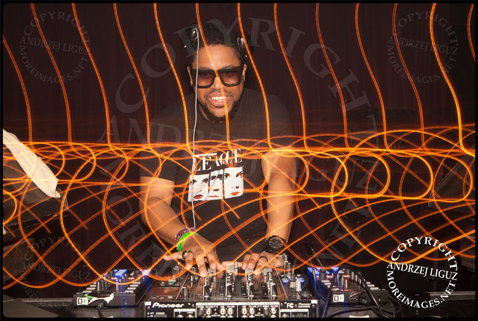 Felix Da Housecat performing during CMJ 2012 © Andrzej Liguz/moreimages.net. Not to be used without permission
