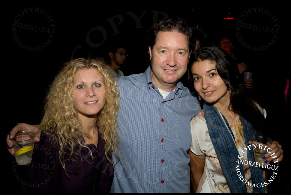 CEO of WindUp Records Ed Vetri with co-workers © Andrzej Liguz/moreimages.net. Not to be used without permission
