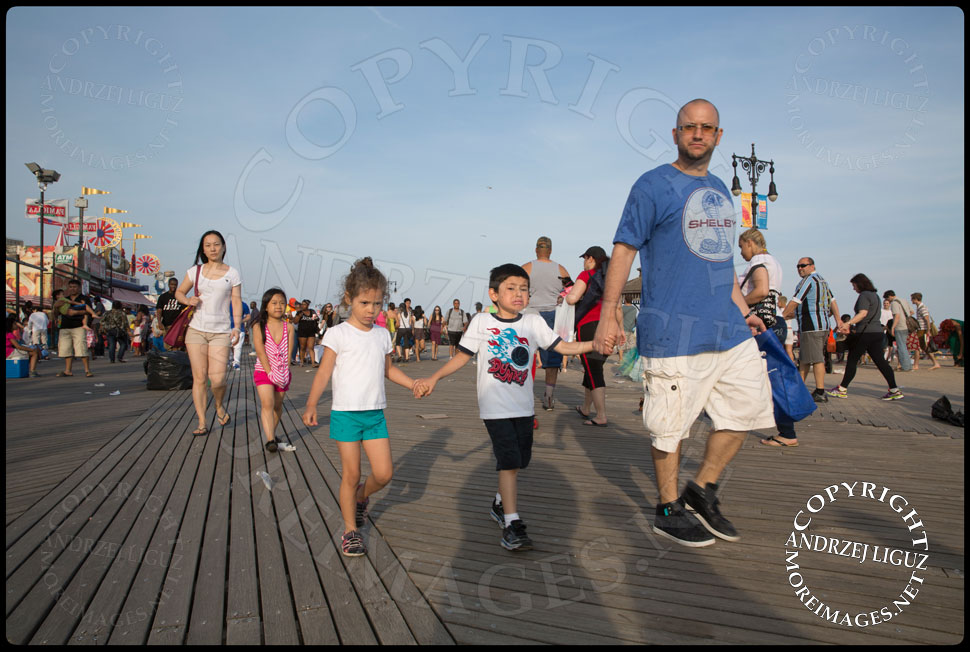 Coney Island 2013 © Andrzej Liguz/moreimages.net. Not to be used without permission