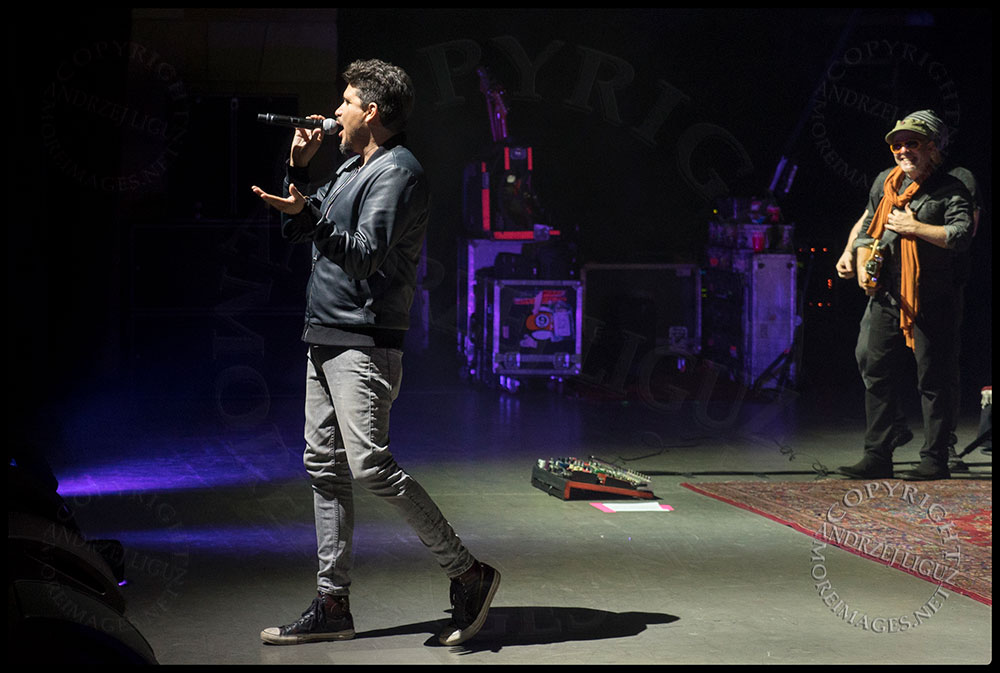 Rob Garza at the Santa Barbara Bowl
